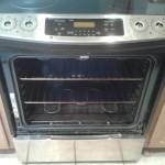 Oven Door Latch Repair