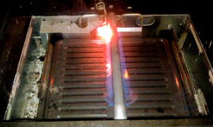 Maytag Oven Repair Ignites Gas Burner
