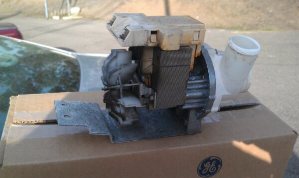 Ge Washer Repair Drain Pump Sdacc