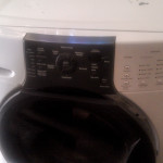 Kenmore Washer Repair - Front Load washer with no power.