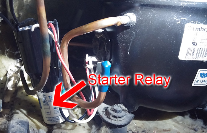 Whirlpool Refrigerator Repair Start Relay Sdacc