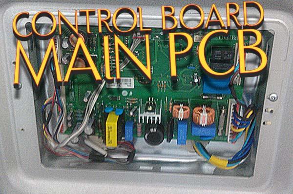 Lg Refrigerator Main Control Board Pcb Sdacc