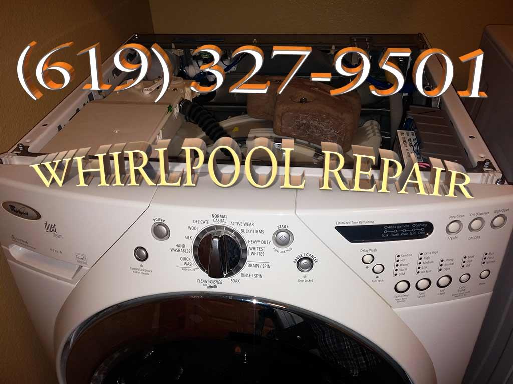 Whirlpool Repair - 619-327-9501