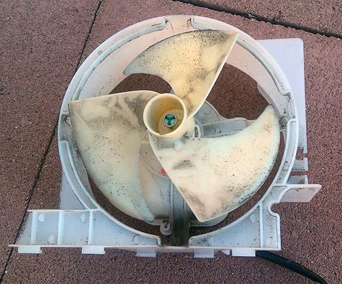 Fan That Blows Cold Air >> Samsung Condenser Fan Motor Repair | SDACC