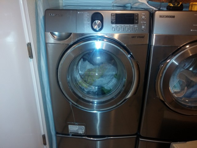 Samsung Washing Machine With Bad Door Gasket