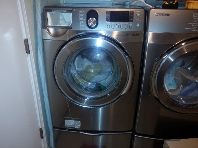 Samsung Washer Door Gasket Repair and Disassembly