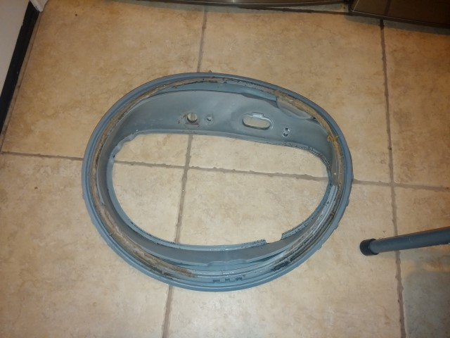 Old Samsung Washer Door Gasket / Boot