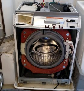 Samsung Washer Drain Pump Repair